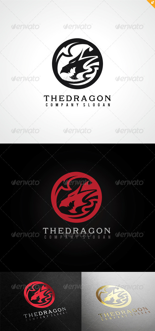 GraphicRiver The Dragon 7469308