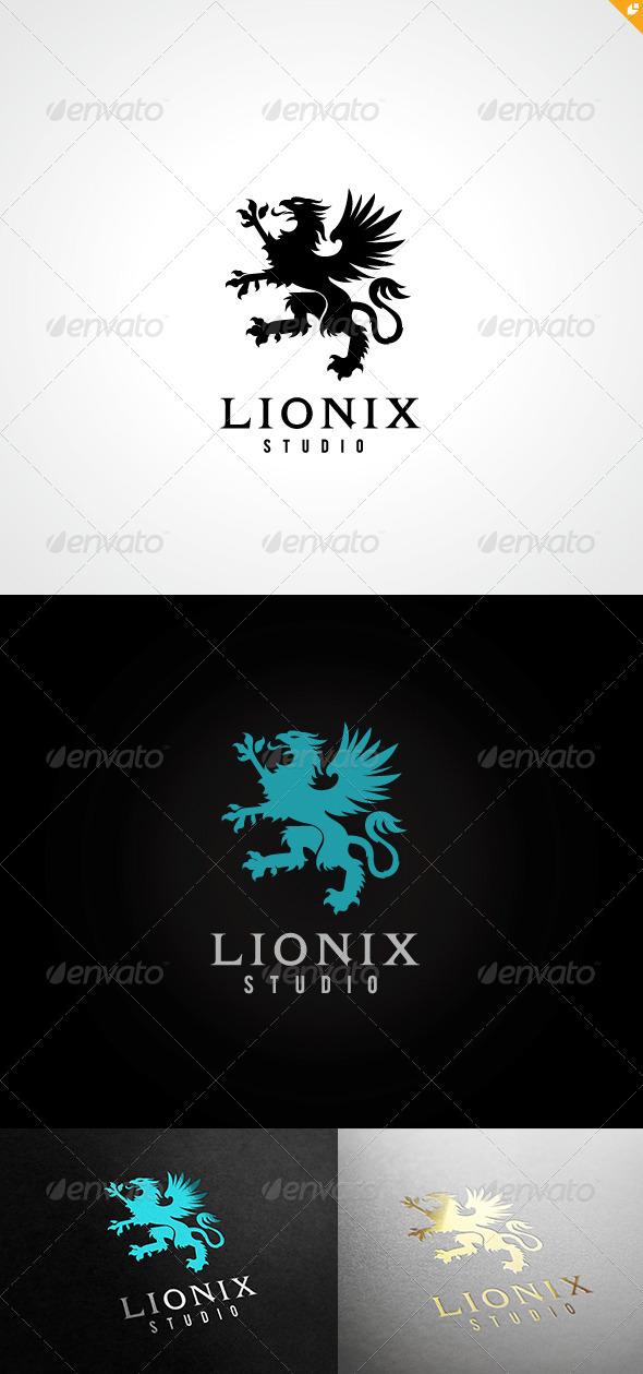GraphicRiver Lionix 7469320