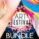 Art Festival Bundle - GraphicRiver Item for Sale