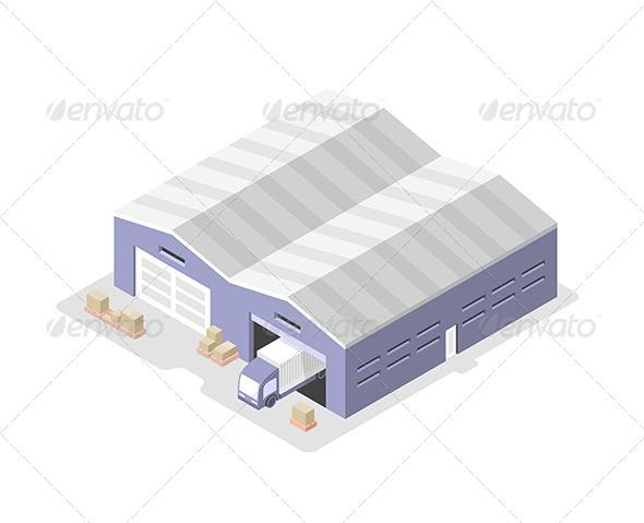 GraphicRiver Distribution Center 7470264