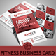 Fitness Business Card - GraphicRiver Item for Sale