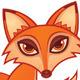 Cartoon Red Fox - GraphicRiver Item for Sale