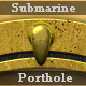 Submarine Copper Porthole - GraphicRiver Item for Sale