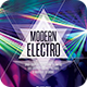Modern Electro Flyer - GraphicRiver Item for Sale