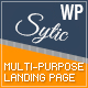 Sytic - One Page Multi-Purpose Responsive Theme - ThemeForest Item for Sale