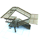 Walking Platform - 3DOcean Item for Sale