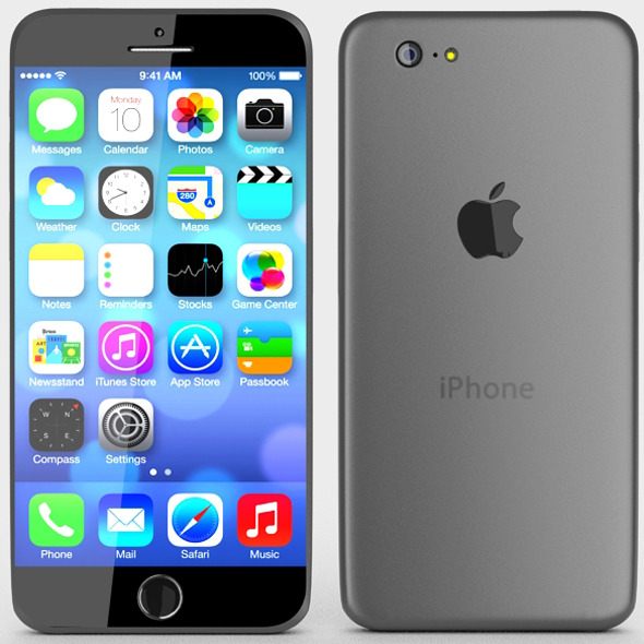 3DOcean iPhone 6 7475649