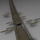 Long Bridge - 3DOcean Item for Sale