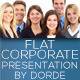 Flat Corporate Presentation - VideoHive Item for Sale