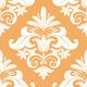Orange Swirl Pattern - GraphicRiver Item for Sale