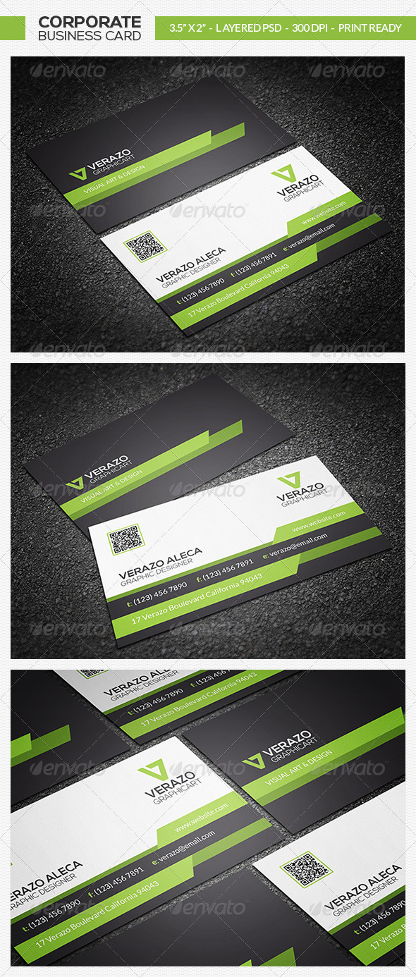 GraphicRiver Creative Corporate Business Card 25 7478571