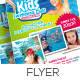 Kids Activities Flyer Template - GraphicRiver Item for Sale