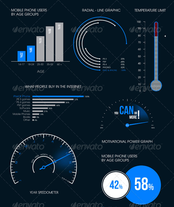 GraphicRiver Infographic Template 2 7480271