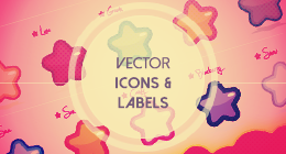 Vector Labels and Icons