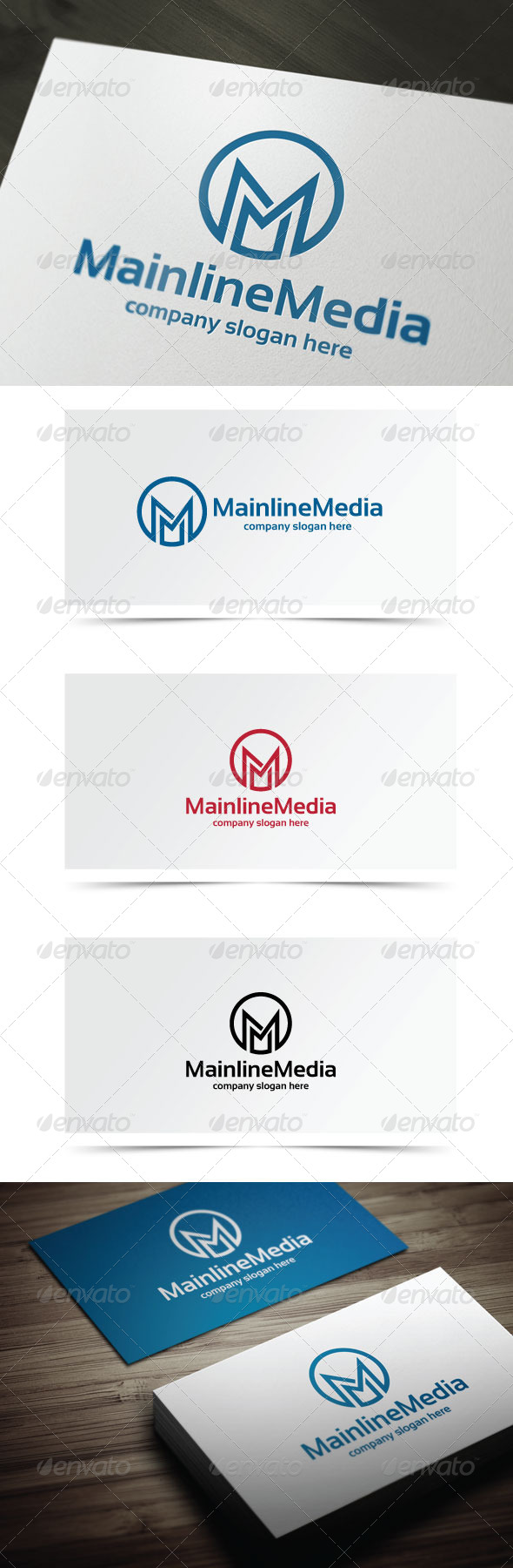 GraphicRiver Mainline Media 7481728