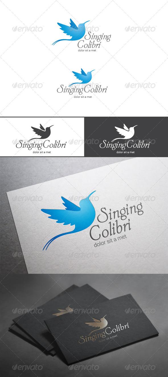 GraphicRiver Logo Bird 7481780