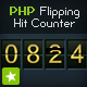 Exclusive PHP Flipping Hit Counter animation - ActiveDen Item for Sale