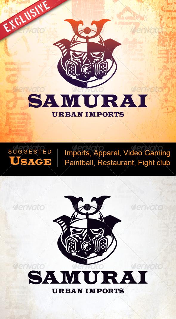GraphicRiver Samurai Urban Imports 7484709