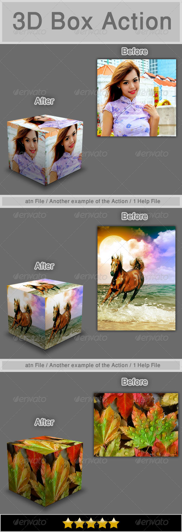 GraphicRiver 3D Box Action 7484718