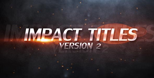 Impact Titles v2
