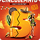 Cinco de Mayo Party Flyer 4 - GraphicRiver Item for Sale
