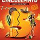 Cinco de Mayo Party Flyer 4 - GraphicRiver Item for Sale