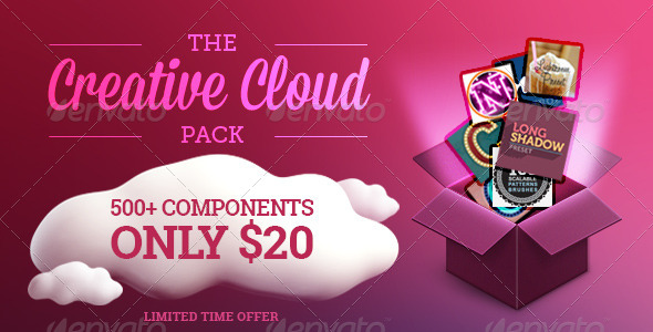 GraphicRiver Creative Cloud Pack 1 Week Only 7452064