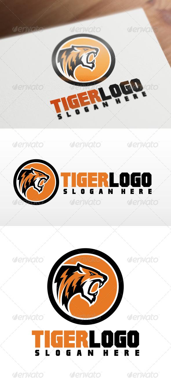 GraphicRiver Tiger Logo Template 7466178
