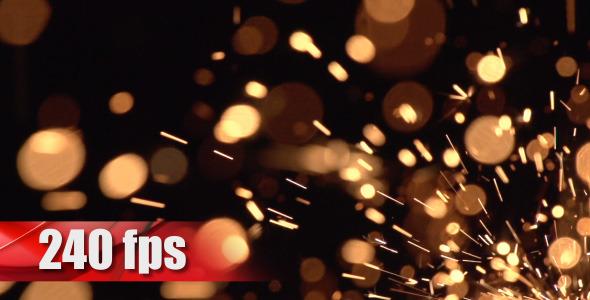 Grinding Sparks