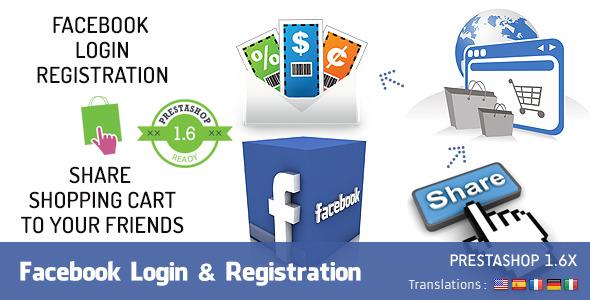 Facebook Login & Facebook Promotion