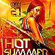 Summer Nights Flyer Template PSD - GraphicRiver Item for Sale