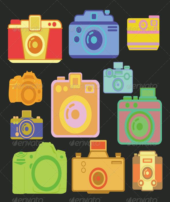 GraphicRiver Camera 7487459