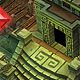 Low Poly Mayan Temple Starter Set - 3DOcean Item for Sale