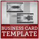 Modern Business Card Metal Template - GraphicRiver Item for Sale