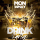Drink Party Flyer Template - GraphicRiver Item for Sale
