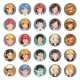 Professions Vector Characters Icons Set1.1 - GraphicRiver Item for Sale