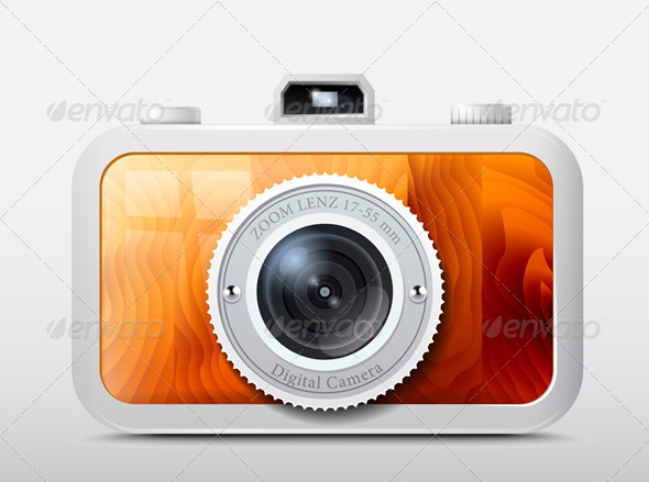 GraphicRiver Camera Icon 7481364