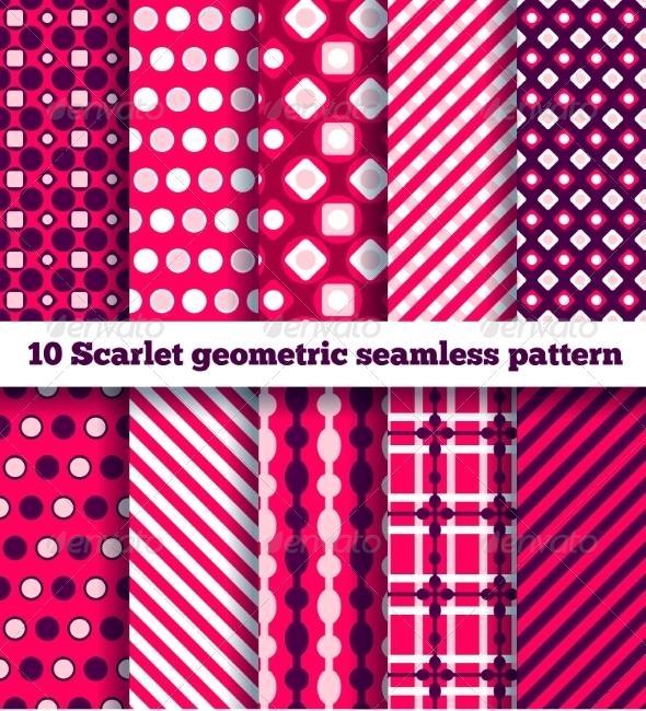 GraphicRiver Geometric Pattern 7490509