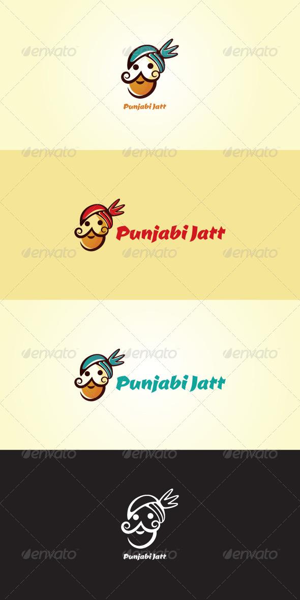 GraphicRiver Punjabi Jet Stock Logo Template 7491389