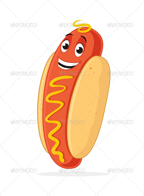 GraphicRiver Hot Dog 7492857