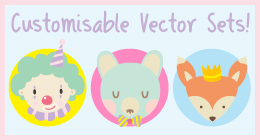 Customisable Vector Sets