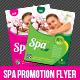 Massage & Spa Promotion Flyer - GraphicRiver Item for Sale