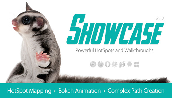 Showcase Hotspot Maps v2.2 - CodeCanyon Item for Sale