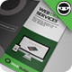 Premium Web Design Trifold Brochure - GraphicRiver Item for Sale