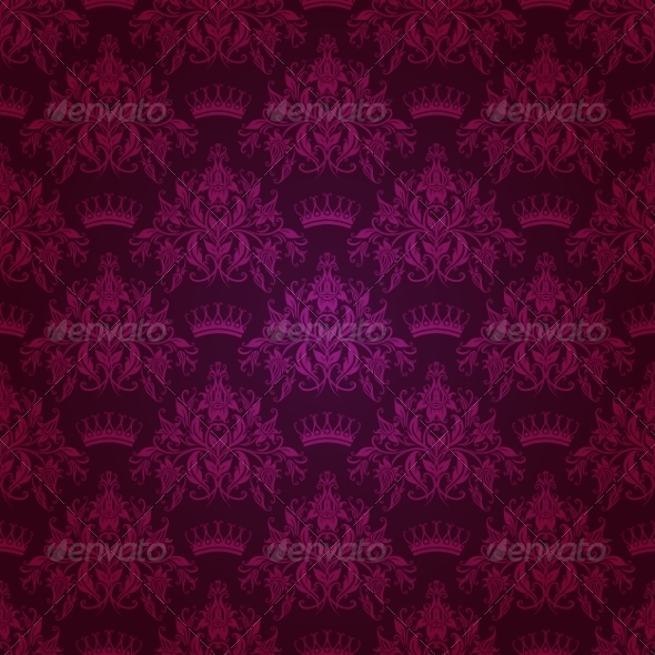GraphicRiver Floral Pattern 7496655