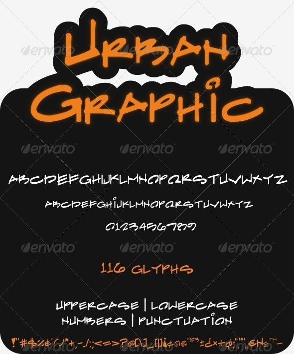 GraphicRiver UrbanGraphic 7496696