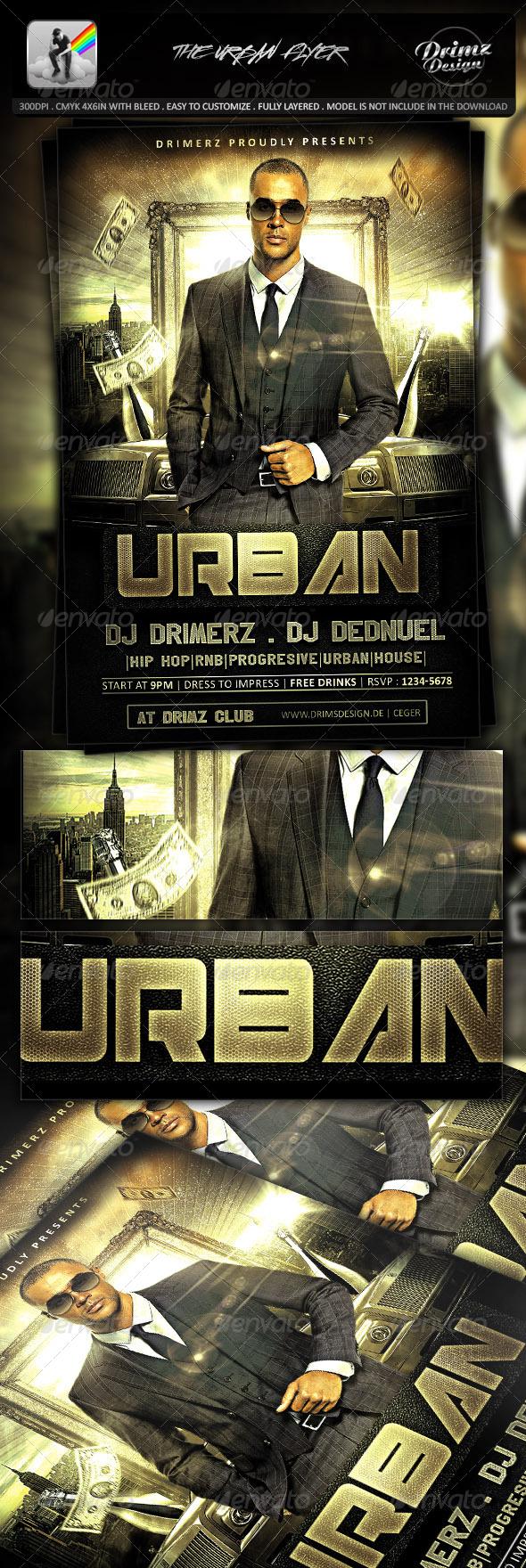 The Urban Flyer