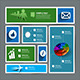 Modern Infographic Design Elements - GraphicRiver Item for Sale