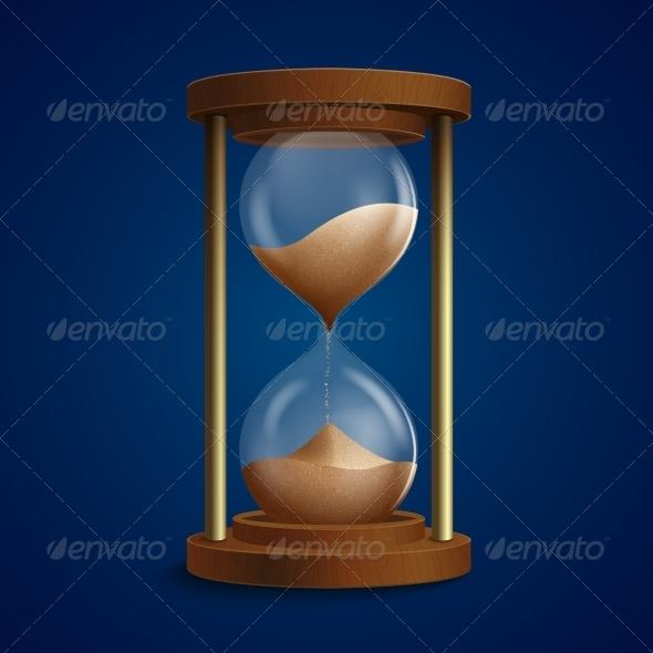 GraphicRiver Hourglass 7496999