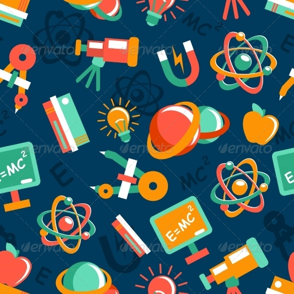 GraphicRiver Physics Pattern 7497153
